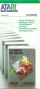 Catalogue Atari France -1984-85.1