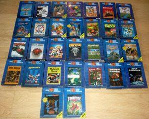 Atari XE Full Set