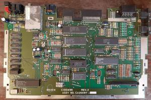 65 XE XEN Najem - C100455 REV.2 - ASSY NO CA 20097 Front
