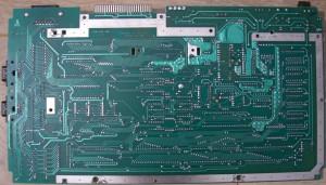 ATARI 800 XL-SECAM V1-Serial 84ATS24588 S454-FRONT 800XL SECAM ROSE CA024969-001 REV--BACK GX-211 VO 4284-C024968 001 REV R3 800XL SECAM -Build 8 84-(freddie CITEL)-BACK