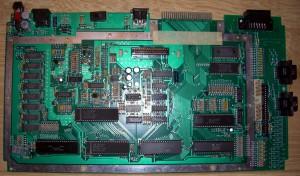 ATARI 800 XL-SECAM V1-Serial 84ATS24588 S454-FRONT 800XL SECAM ROSE CA024969-001 REV--BACK GX-211 VO 4284-C024968 001 REV R3 800XL SECAM -Build 8 84-(freddie CITEL)-FRONT