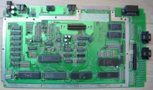 ATARI 800 XL-SECAM V2-Serial 84ATS21290 S454-FRONT 800XL SECAM ROSE CA024969-001 REV--BACK GX-211 VO 4584-C024968 001 REV R3 800XL SECAM -Build 8 84-(freddie CITEL V2)-FRONT
