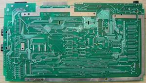ATARI 800 XL-SECAM V3-Serial 84ATS32524 S035-FRONT 800XL SECAM ROSE CA024969-001 REV--BACK GX-211 VO 4984-C024968 001 REV R3 800XL SECAM -Build 8 84-(freddie NCR USA)-BACK
