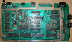 ATARI 800 XL-SECAM V4-Serial 84ATS48804 S175-FRONT 800XL SECAM ROSE CA024969-001 REV--BACK GX-211 VO 5084-C024968 001 REV R3 800XL SECAM -Build 8 84-(freddie NCR USA)-FRONT