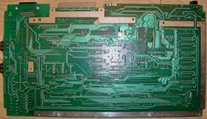 ATARI 800 XL-SECAM V5-Serial 84ATS47347 S155-FRONT 800XL SECAM ROSE CA024969-001 REV--BACK GX-211 VO 0285-C024968 001 REV R3 800XL SECAM -Build 8 84-(freddie NCR USA)-BACK