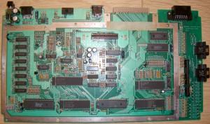 ATARI 800 XL-SECAM V5-Serial 84ATS47347 S155-FRONT 800XL SECAM ROSE CA024969-001 REV--BACK GX-211 VO 0285-C024968 001 REV R3 800XL SECAM -Build 8 84-(freddie NCR USA)-FRONT