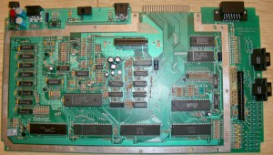 ATARI 800 XL-SECAM V7-Serial 84ATS12580 S464-FRONT 800XL SECAM ROSE CA024969-001 REV--BACK GX-211 VO 4584-C024968 001 REV R3 800XL SECAM -Build 8 84-(freddie CITEL V0)-FRONT
