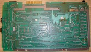 ATARI 800 XL - PAL V1 - Serial 72R3CG AT 8437070 B-394 - FRONT CA061854REV C PBT 394 - BACK 800XL C061851 REV C MADE IN HONG KONG APC TVO 0384  - BACK