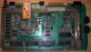 ATARI 800 XL - PAL V1 - Serial 72R3CG AT 8437070 B-394 - FRONT CA061854REV C PBT 394 - BACK 800XL C061851 REV C MADE IN HONG KONG APC TVO 0384  - FRONT