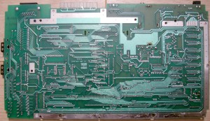 ATARI 800 XL - PAL V2 - Serial 72R3CG AT 8460958 B-404 - FRONT CA061854REV D PBT 404 - BACK 800XL C061851 REV D OPC 1298A 34-84 - BACK