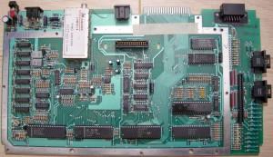 ATARI 800 XL - PAL V2 - Serial 72R3CG AT 8460958 B-404 - FRONT CA061854REV D PBT 404 - BACK 800XL C061851 REV D OPC 1298A 34-84 - FRONT