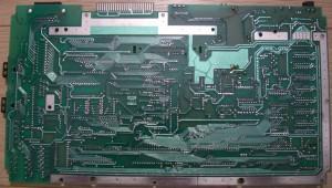 ATARI 800 XL - PAL V3 - Serial 72R3CG AT 84154227 B-464 - FRONT CA024808REV D PBT 454 - BACK 800XL C061851 REV D OPC 1298A 41-84 - BACK
