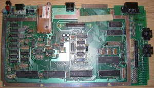 ATARI 800 XL - PAL V3 - Serial 72R3CG AT 84154227 B-464 - FRONT CA024808REV D PBT 454 - BACK 800XL C061851 REV D OPC 1298A 41-84 - FRONT