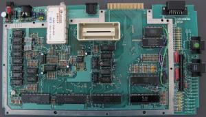 ATARI 800 XL - PAL V4 - Serial Unknown - FRONT CA024808-001 REV A - BACK 800XL C061851 REV C MADE IN HONG KONG APC 37vo  001 - FRONT