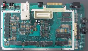 ATARI 800 XL - PAL V5 - Serial Unknown - FRONT CA06220 REV D PBT 374 - BACK 800XL C061851 REV D OPC 1298A 32-84 - FRONT