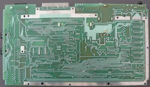 ATARI 800 XL - PAL V6 - Serial Unknown - FRONT OA061854 REV D PBT 414 - BACK 800XL C061851 REV D OPC 1298A 33-84 - BACK